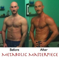 Scott Tousignant Metabolic Masterpiece
